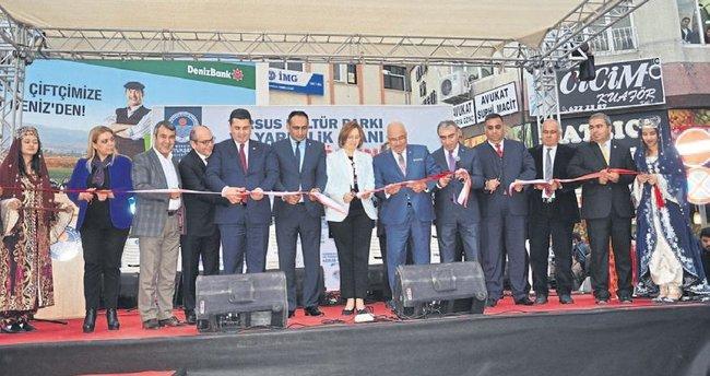 Mersin Büyükşehir'den Tarsus'a hizmet