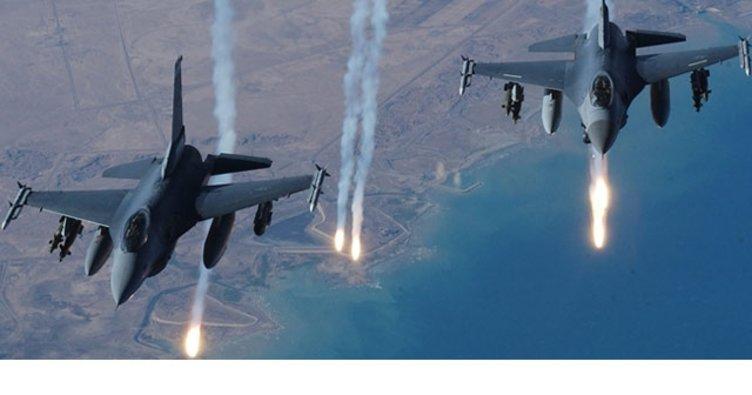 TSK'dan Çukurca ve Irak'ın Zap Bölgesine operasyon