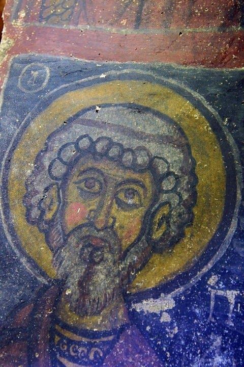 TOKİ çalışması sırasında tarihi kilise bulundu