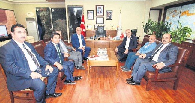'AK Parti belediyecilik konusunda bir marka'