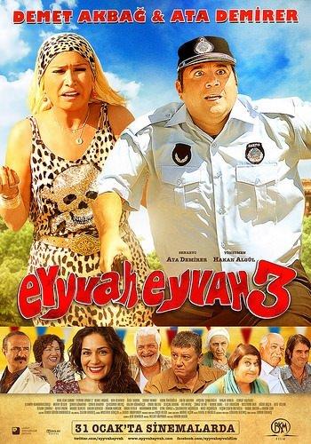 Eyyvah eyvah 3 filminden kareler