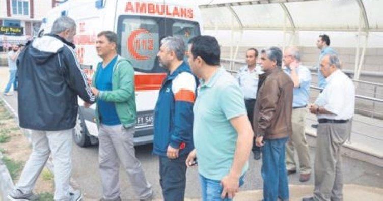 CHP yürüyüşünde kalp krizi geçirdi