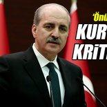 Başbakan Yardımcısı Numan Kurtulmuş: Türk lirası hak ettiği seviyelere gelecektir!