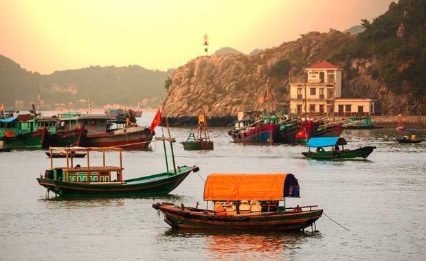 En popüler Güneydoğu Asya destinasyonları