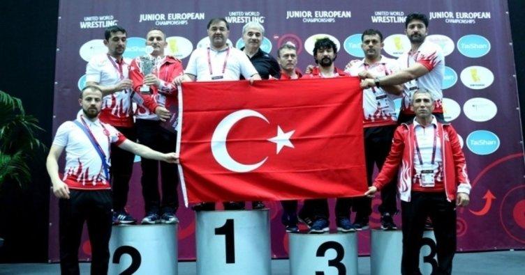 Türkiye Avrupa üçüncüsü oldu!