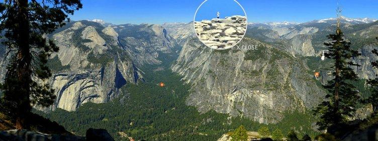 Hiç 17 Gigapiksel bir fotoğraf gördünüz mü?