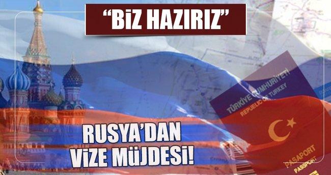 Rusya'dan Türklere vize kolaylığı