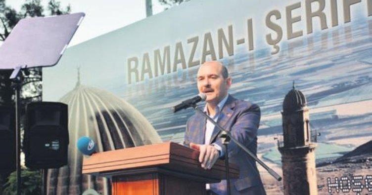 Soylu: Türkiye teröre karşı teyakkuz ve kıyam halindedir