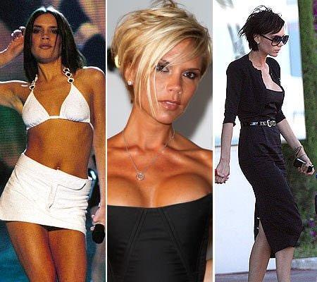 Victoria Beckham'dan 14 yıllık silikonlarına veda