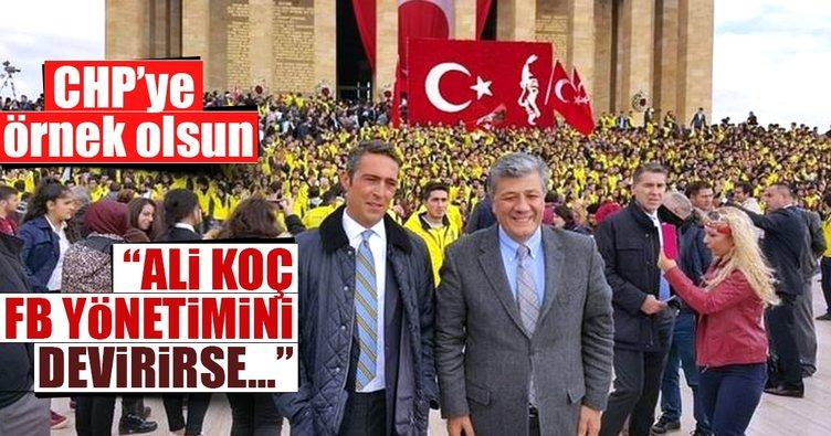 Ali Koç'un adaylığı CHP'nin taşlarını da oynatır mı?
