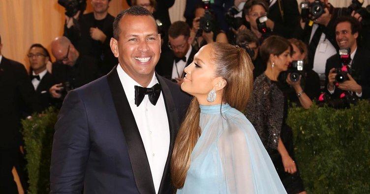 Jennifer Lopez ile sevgilisinin çocukları tanıştı