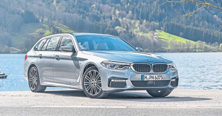 BMW'den en yenilikçi sedan