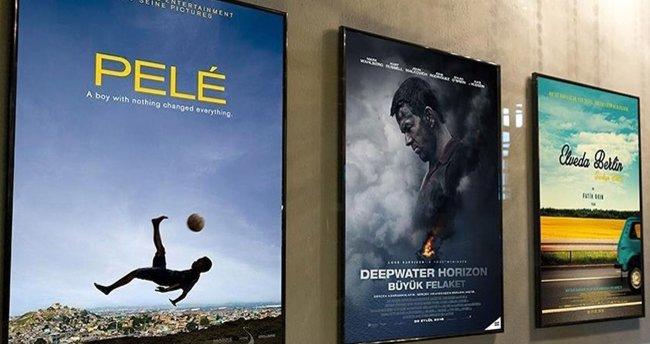 2'si yerli 7 yeni film vizyona girecek