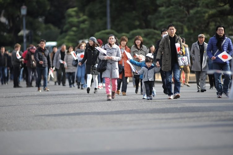 Japon Sarayı halka açıldı
