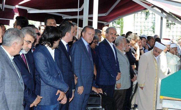 Murat Göğebakan'a son veda
