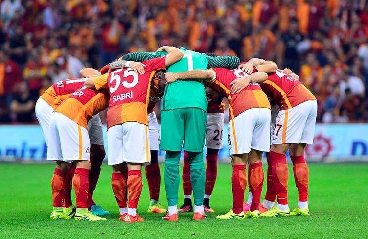 İşte Galatasaray'ın derbi 11'i