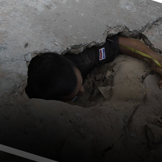 Meksika'da 29 mahkum tünel kazarak firar etti