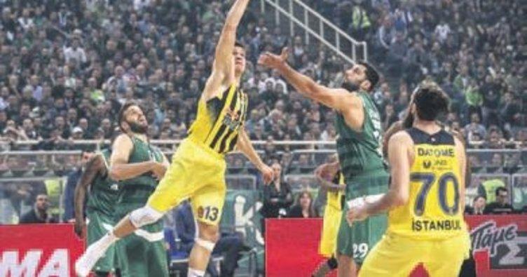 Fenerbahçe, 2'de 2 için OAKA'ya çıkıyor