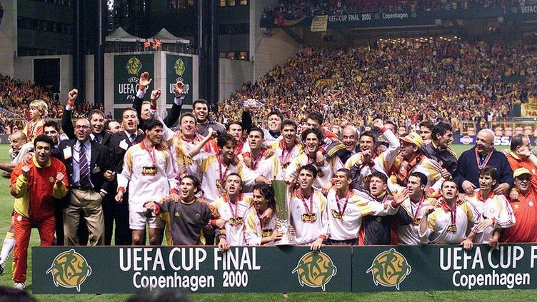 UEFA şampiyonuna, UEFA'dan men