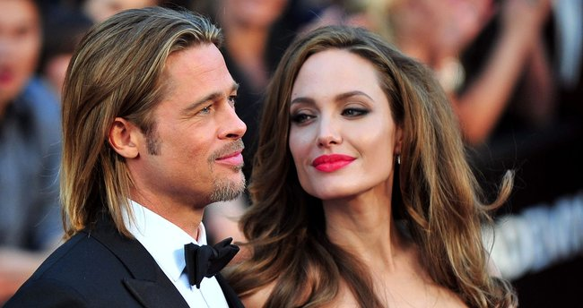 Brad Pitt'ten ilk açıklama geldi