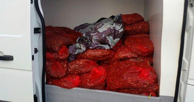 3 ton kaçak midyeye 9 bin lira ceza