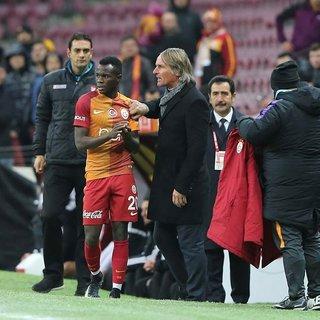 Galatasaray-24 Erzincanspor maçının ardından
