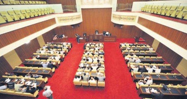 Büyükşehir bütçesi Meclis'te kabul edildi