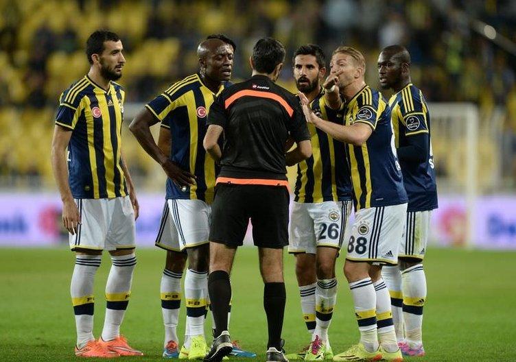 Fenerbahçe - Torku Konyaspor maçının fotoğrafları