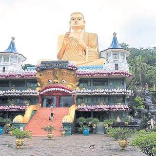 Binbir renkler ülkesi Sri Lanka