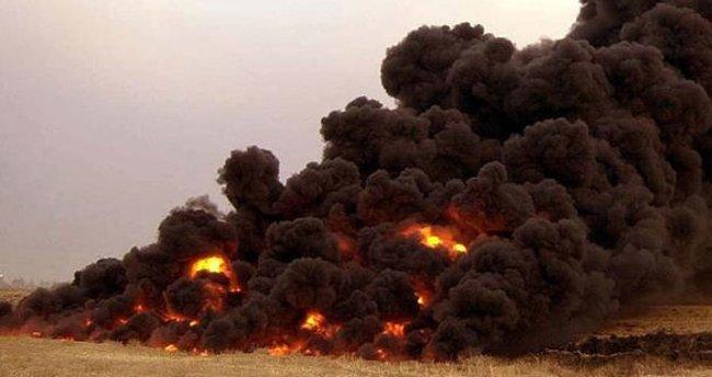 Nijerya'da petrol tesislerine saldırı