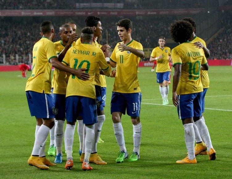 Türkiye-Brezilya maçı geyikleri