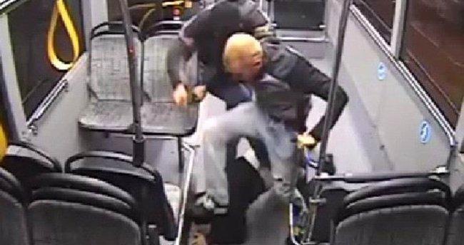Saldırıya uğrayan otobüs şoförüne ikinci şok!