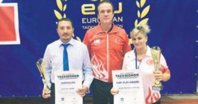 Taekwondoda Türkiye damgası
