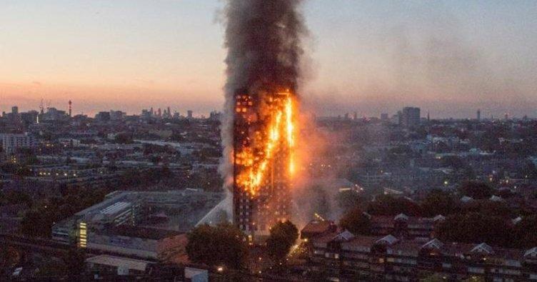 Londra'da ölenlerin sayısı 30'a yükseldi