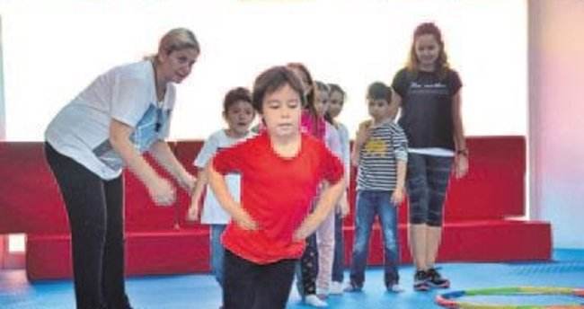 ÇocukUs'ta disleksi haftası etkinliği
