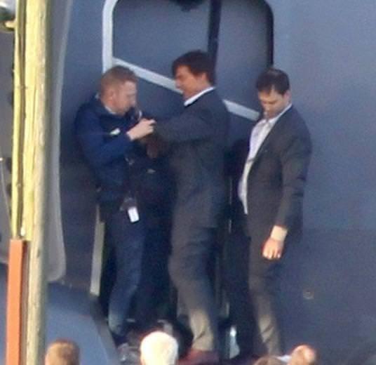 Tom Cruise, dublör kullanmıyor
