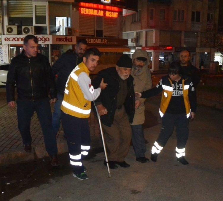 Fatsa'da rehine operasyonu