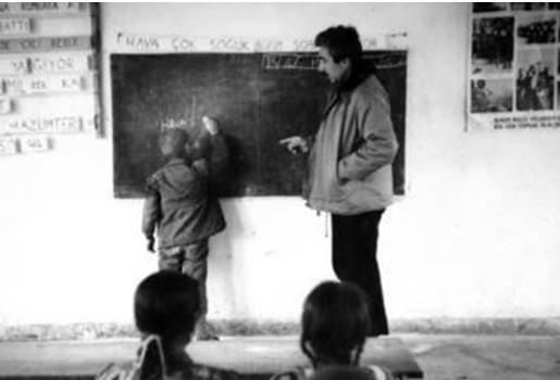 İşte öğretmen olan ünlüler