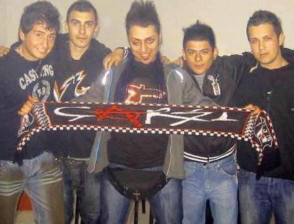 Türk rock müzisyenlerinin gençlikleri