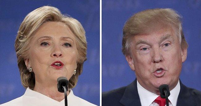 Trump 22 eyaleti kazandı: Delege sayısı 254