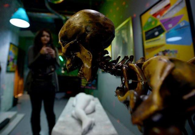 Ölüm müzesi!