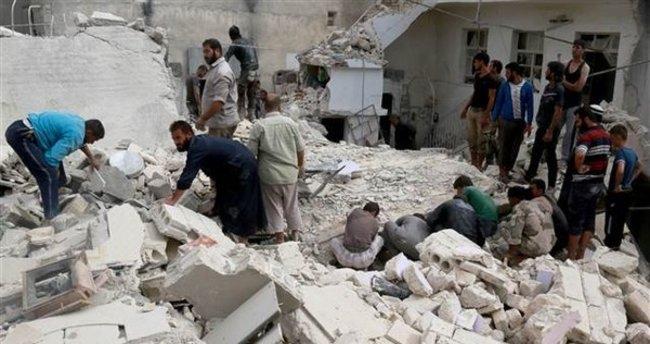 Halep'te ölü sayısı yükseliyor!