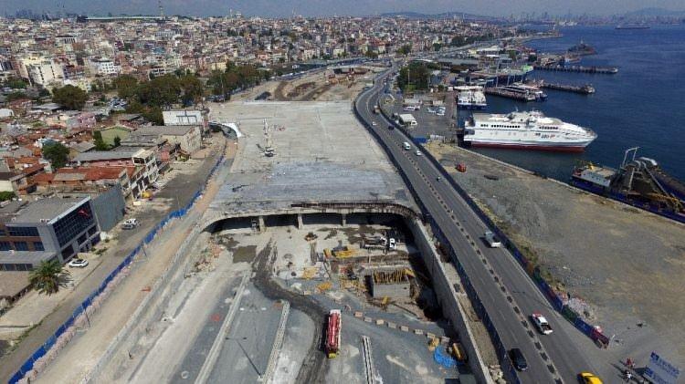 Avrasya tüneli ne zaman bitiyor? İlk kez görüntülendi!