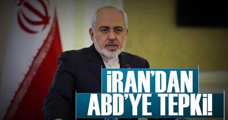 İran'dan ABD'ye tepki: Karar nefret verici