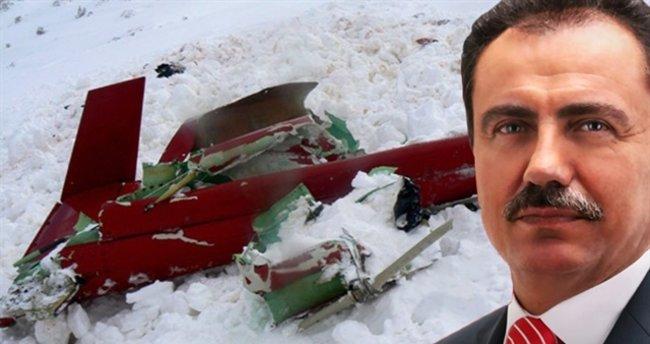 Muhsin Yazıcıoğlu kazasıyla ilgili bir iddia daha!