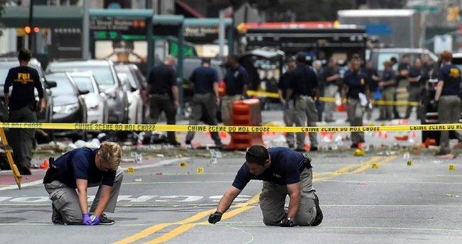 New York'taki patlamanın nedeni bomba