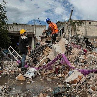 Meksika'daki depremin bilançosu: 325 ölü!