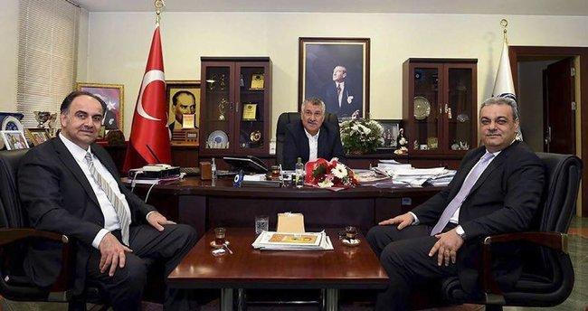 Adana ile Beyrut bağlantısı yolda