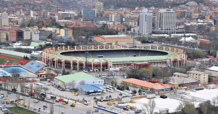 19 Mayıs Stadı'nda yıkım Temmuzda başlayacak