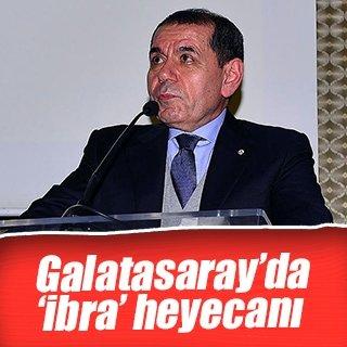 Galatasaray'da mali kongre heyecanı
